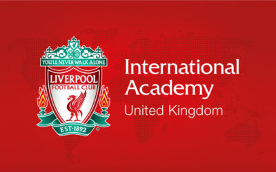 New Topodium Group Partner: Liverpool FC International Academy UK