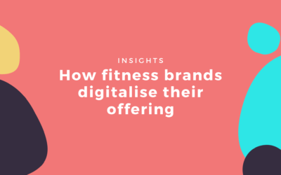 How fitness brands digitalise their offer