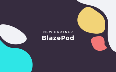 New partner announced: BlazePod