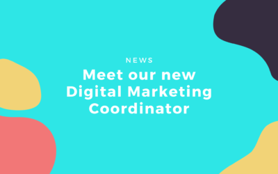 Meet our new Digital Marketing Coordinator