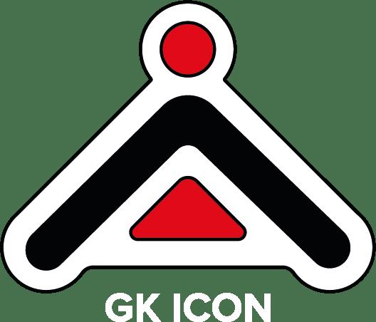 GK Icon Logo
