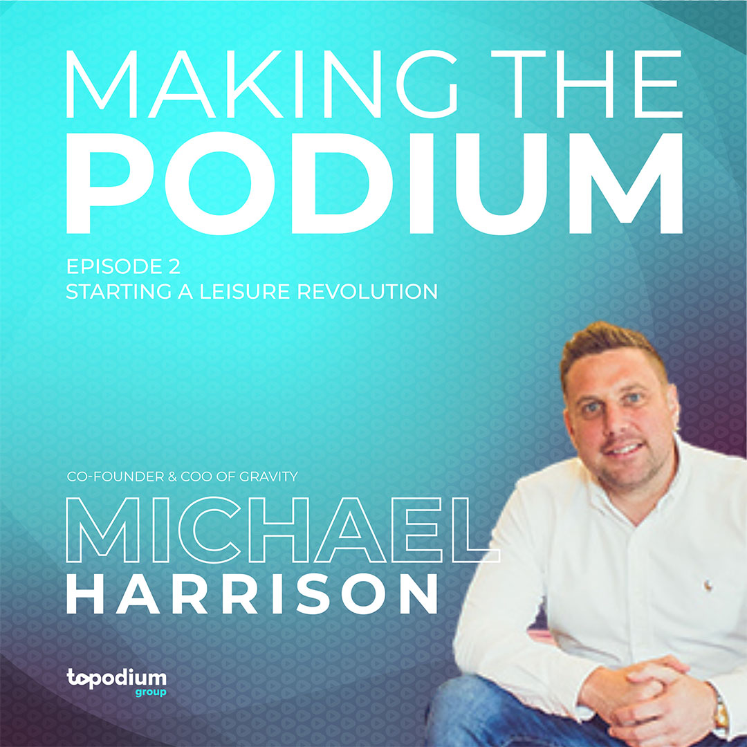Making the Podium