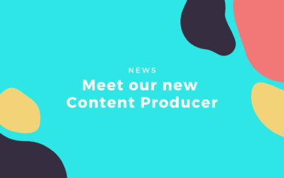 Meet our Content Producer, Georgie Chantrell-Plant