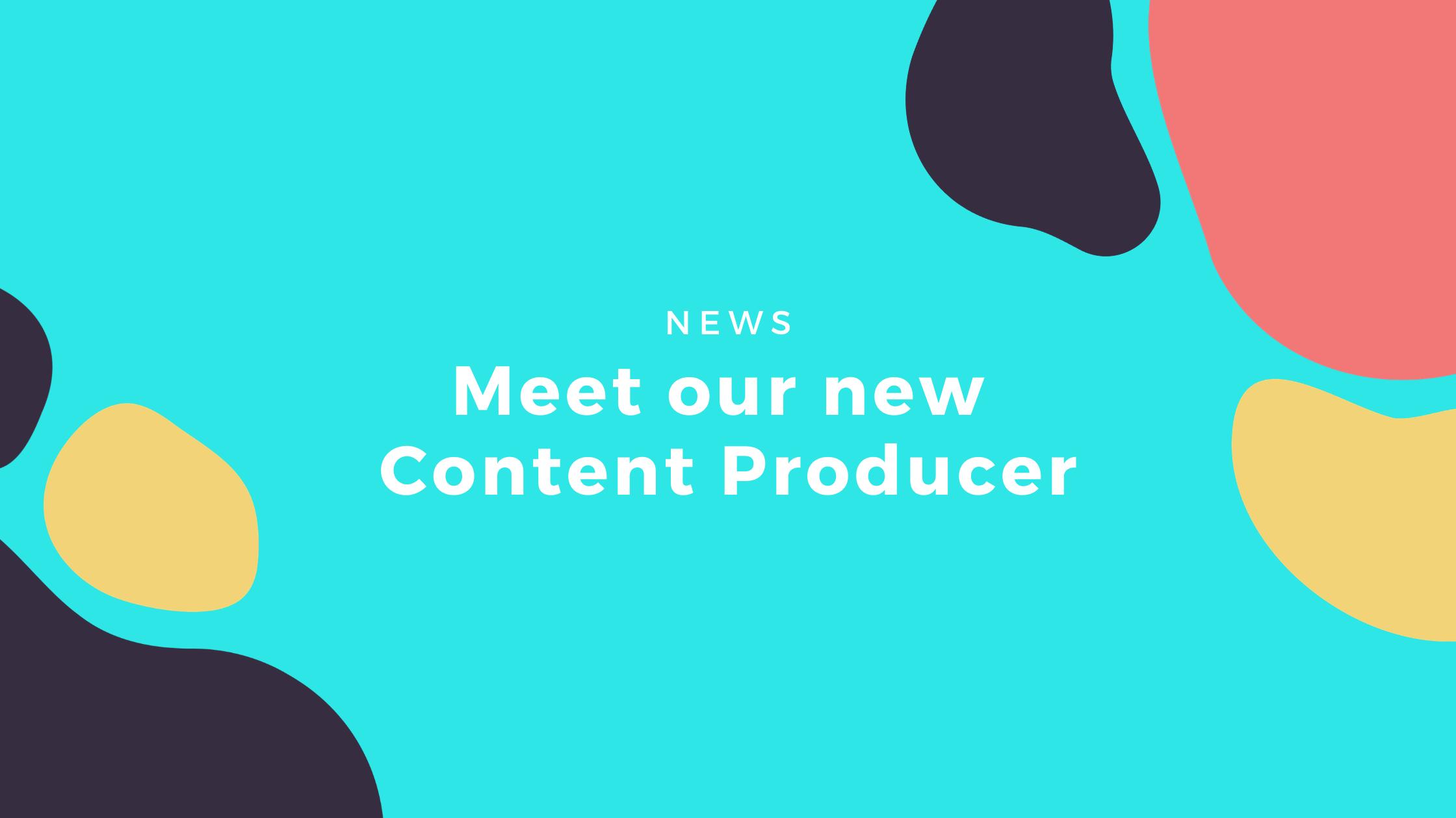 Content Producer Topodium Group Georgie Chantrell-Plant