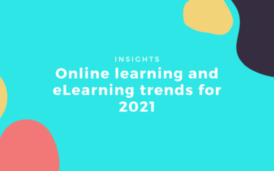 Online Learning and eLearning Trends for 2021