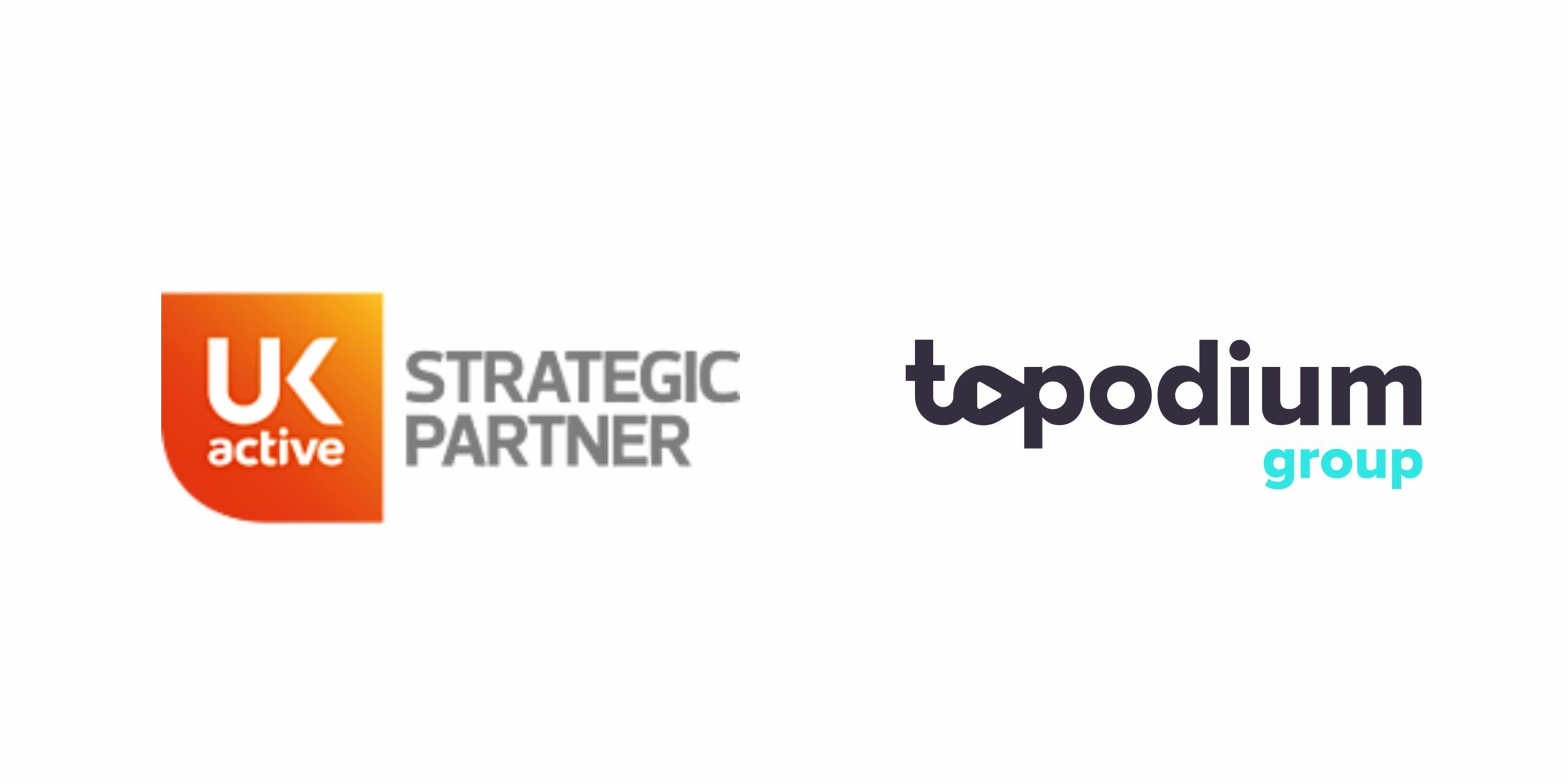 ukactive strategic partnership topodium group