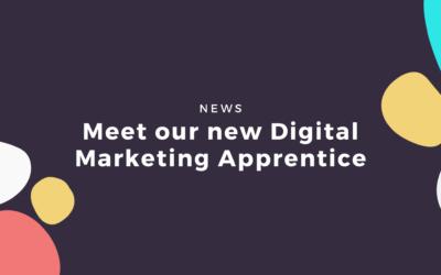 Meet Our New Digital Marketing Apprentice: Max Chaytor