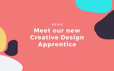 Meet Our New Creative Design Apprentice: Luke Robinson
